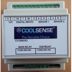 1 Area Temp Monitoring Unit
