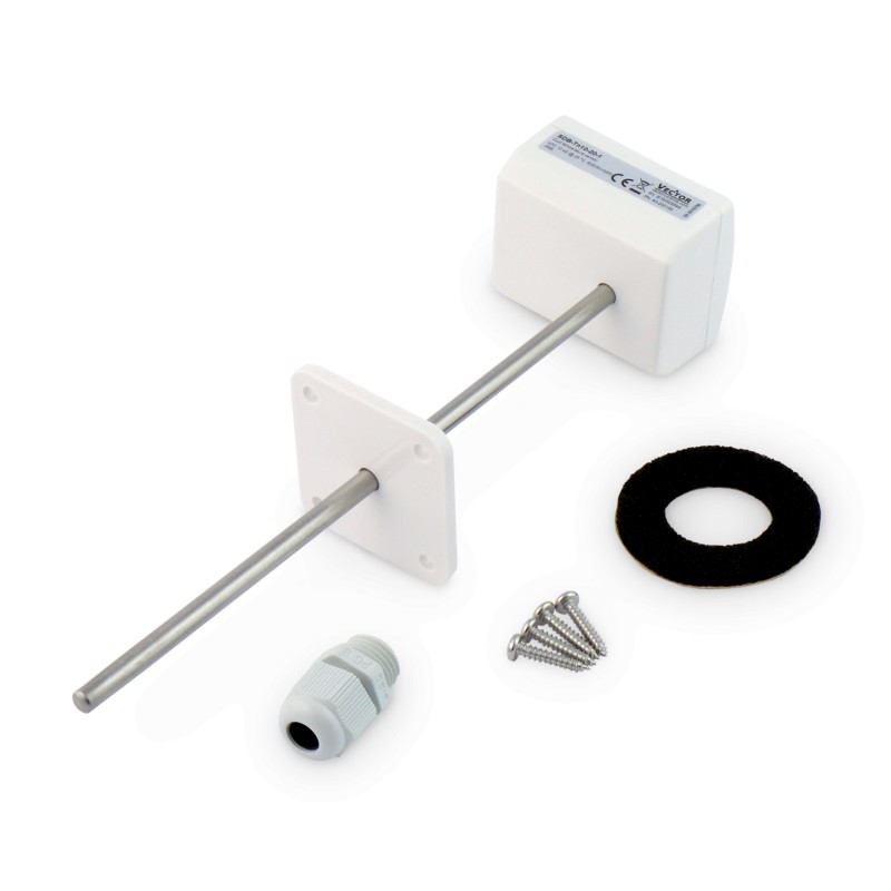 Vector Soc T1 1 Outdoor Wall Mounted Temperature Transmitter
