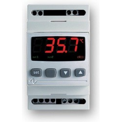 Heating/Cooling Controller 230VAC DIN