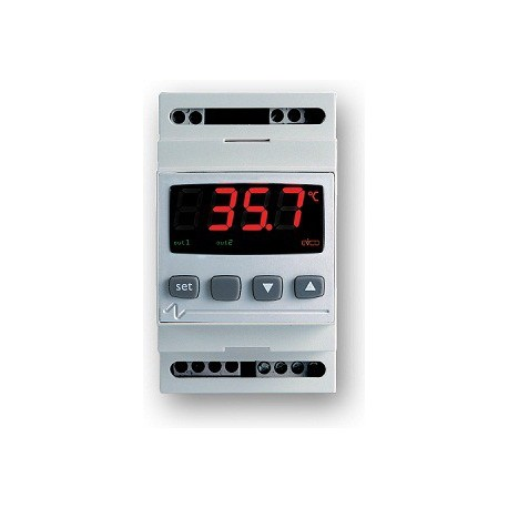Fridge/Heating Controller - EVCO EV6221P7