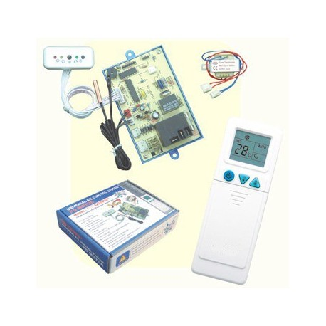Mid Wall (9/12) A/C Control System - Variable Fan Speed