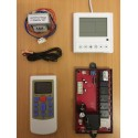 Wall Mounted A/C Control System