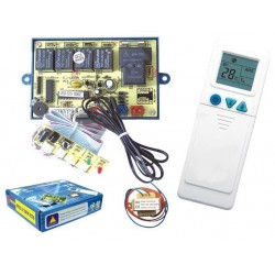 UO3A Universal A/C Control System - Low Ambient