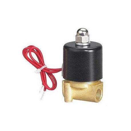 Solenoid Valve 2 Way 230VAC 1/4""