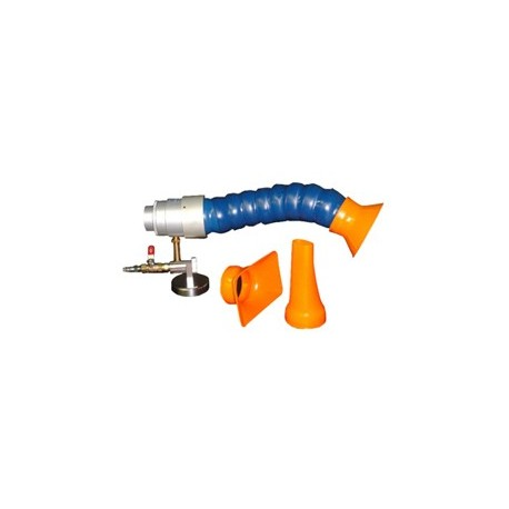 STREAM VAC™ Dust Collection and Fume Extraction