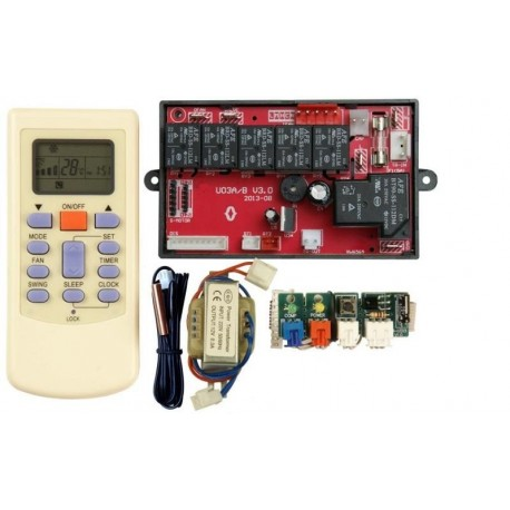 Universal A/C Control System - Standard